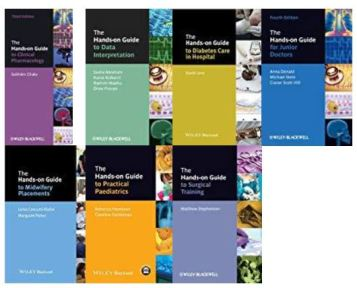 'Hands On' e-book titles